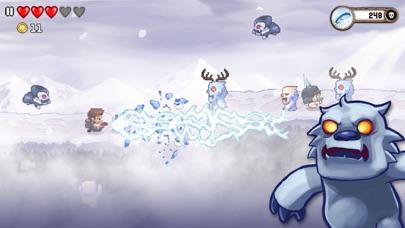 Monster Dash Screenshot on iOS