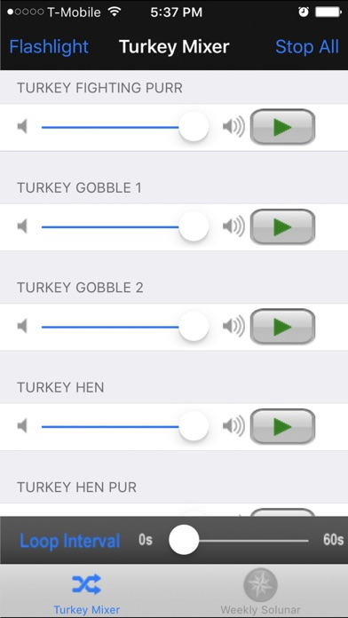 Turkey Call Mixer review screenshots