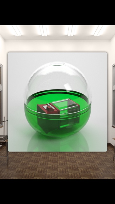 脱出ゲーム CUBIC ROOM2  - 不思議な教室からの脱出 -スクリーンショット3