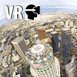 VR Los Angeles Helicopter - Virtual Reality 360