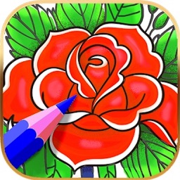 My Coloring Book World