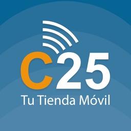 C25 - Tienda móvil