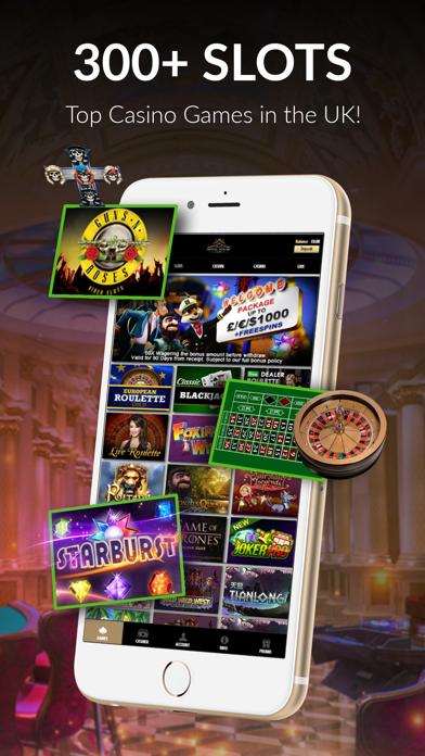Royal House Casino: VIP Slots - Live Dealer Games screenshot three