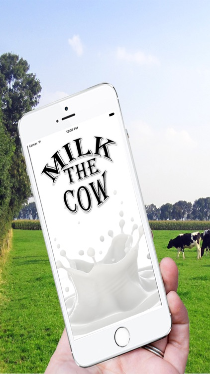 Milk The Cow : Cow Milking