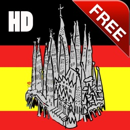 Barcelona Offline Map Guide for iPad Free