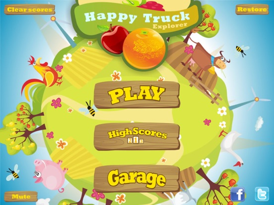Screenshot #1 for HappyTruck: Explorer