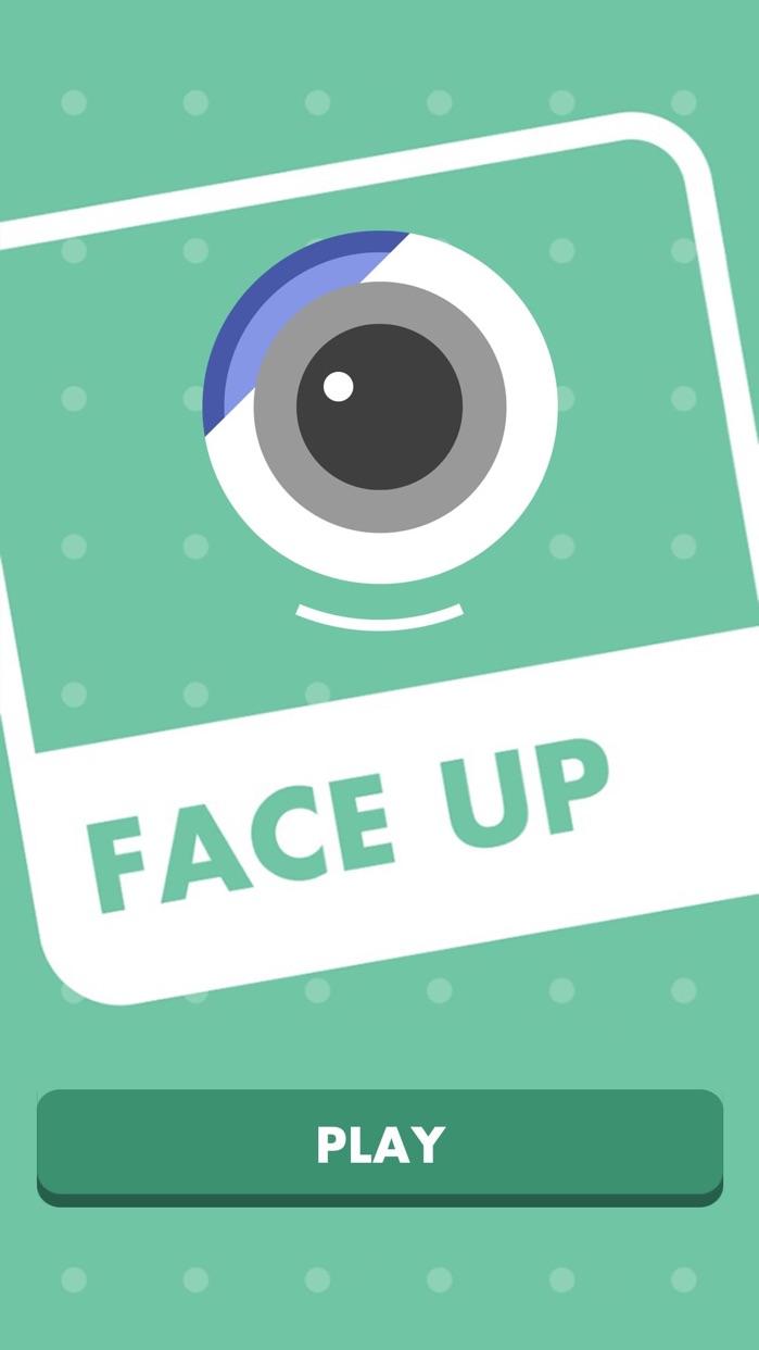 Face Up - The Selfie Game Screenshot
