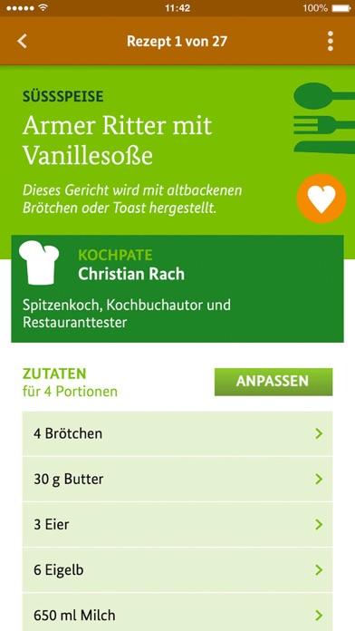 """696x696bb """"Zu gut für die Tonne"""" eine App gegen das Wegwerfen von Lebensmitteln [App-Review] Apple iOS Google Android"""