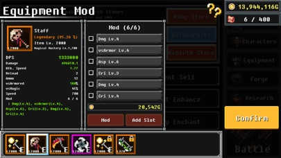 Screenshot #7 for Dungeon Defense : The Invasion of Heroes