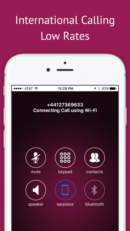 iPlum Business Phone Number for Calling & Texting app image