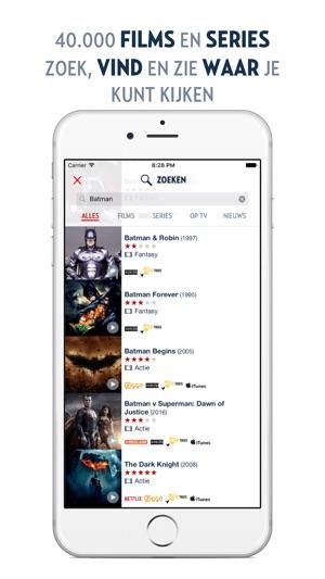 Superguide - TV Gids in de App Store
