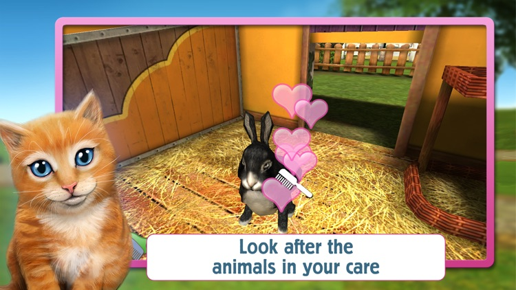 PetWorld 3D: My own Animal Rescue screenshot-4