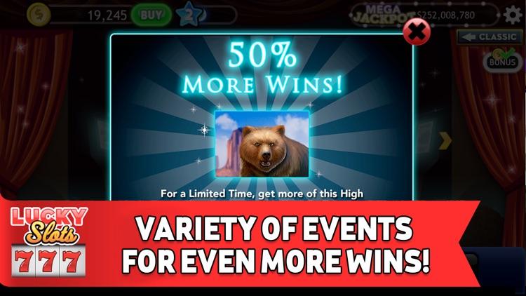 Lucky Slots: Vegas Casino Simulator screenshot-4