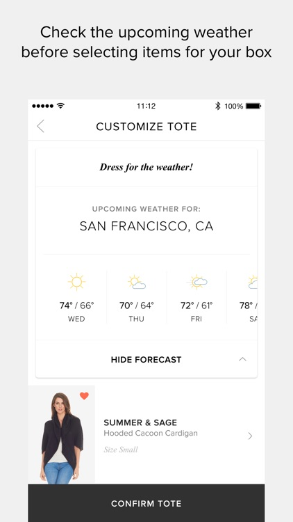Le Tote - Women's Fashion Rental Service