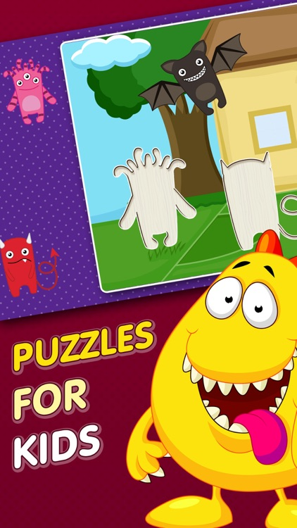 Toddler Learning Games: Kids, Baby & Boys puzzle