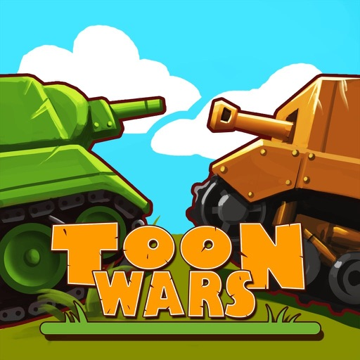 Toon Wars: Танки онлайн