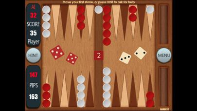 Backgammon by Georgeのおすすめ画像1