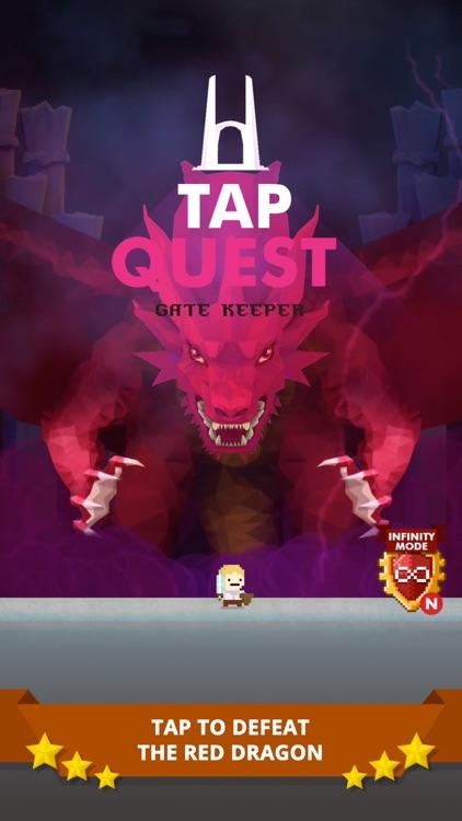 Tap Quest : Gate Keeper screenshot-4
