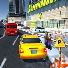 Activities of Taxi Driver 3D Simulator - Supermarket Parking