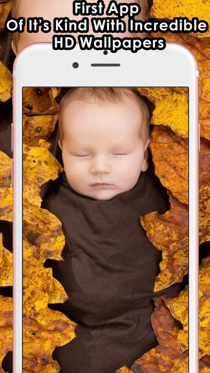 Baby Wallpaper & Cute Themes for Homescreen