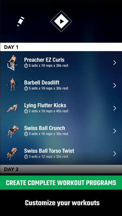 GymStreak Pro - Bodybuilding Trackerのおすすめ画像5