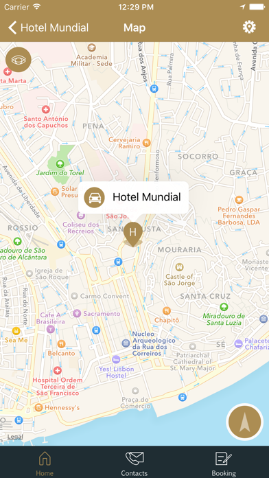 Hotel Mundial screenshot three