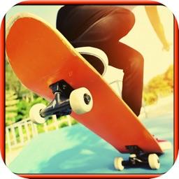 Skateboard Game: Deluxe