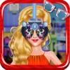 眼镜治疗&女孩装扮 - 近视检查以及配镜模拟