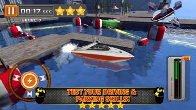 ボート場3D - 無料運転ゲーム ( Boat Parking & Driving 3D)のおすすめ画像3