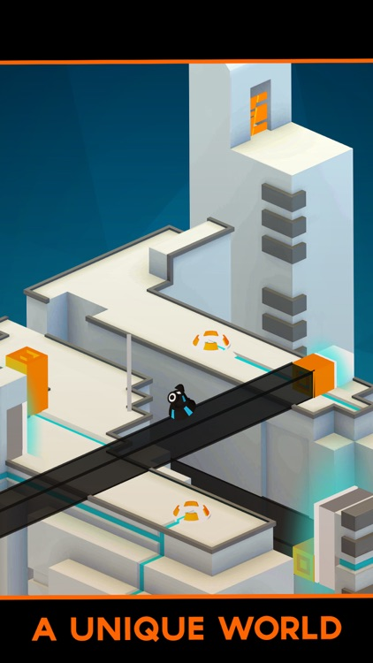 Shadowscrapers: An Isometric Puzzle Game