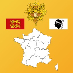 France State Maps, Flags & Info