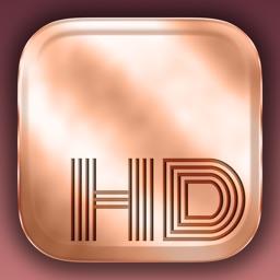 Rose Gold Wallpaper HD – Lock Screen Backgrounds