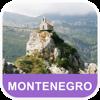 Montenegro Offline Map - PLACE STARS