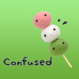 Funny Candies Stickers