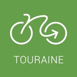 Geovelo Touraine