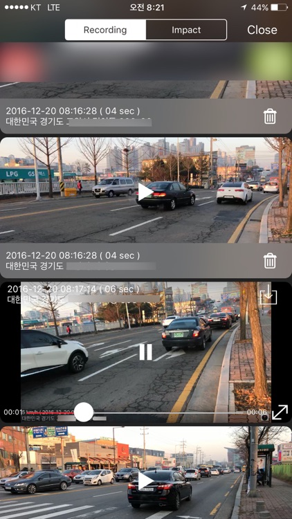 EyesOnYou DashCam