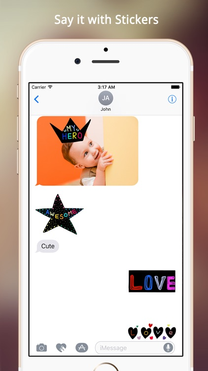 StiPia - BlackChat Stickers
