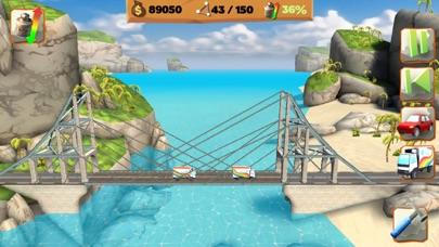 Screenshot #6 for Bridge Constructor Playground