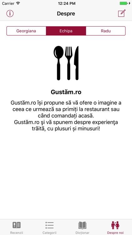 Gustăm.ro screenshot-4