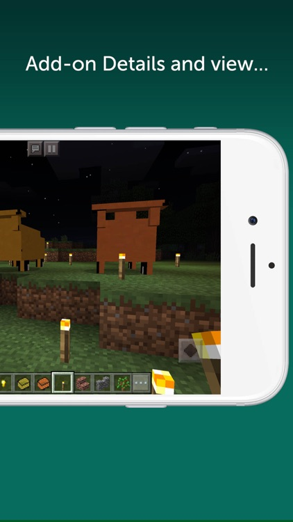 MineCars AddOn for Minecraft PE screenshot-2
