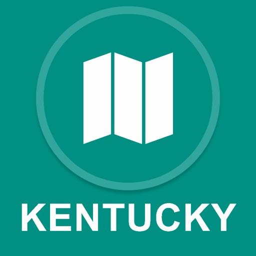 Kentucky, USA : Offline GPS Navigation
