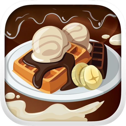 Chocolate Stickers & Emoji Keyboard Fashion Themes iOS App