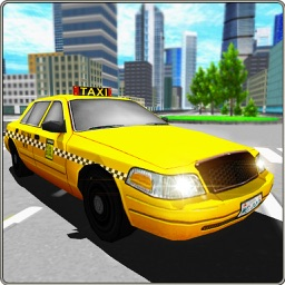 Taxi Extreme Drive Simulator 2017