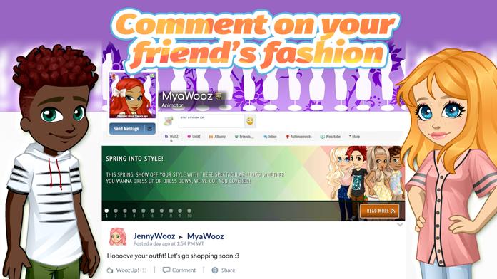 Woozworld Screenshot