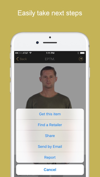 Tailored - Shop | Discover | Connect screenshot-4