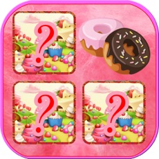 Activities of Sweet Yummy Match Image Game