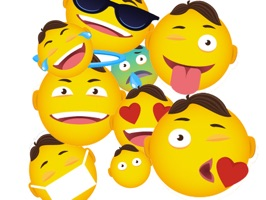 Stickers Caras Emojis 1