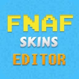Pro FNAF Skins Creator For Minecraft PE+PC