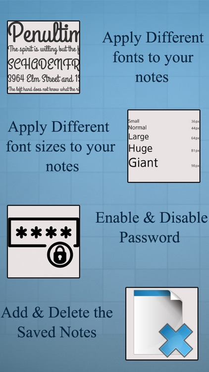 Notes Locker Notepad Notes screenshot-3
