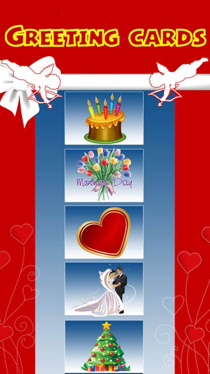 Greeting Cards - Happy Birthday, Love, Mothers Day